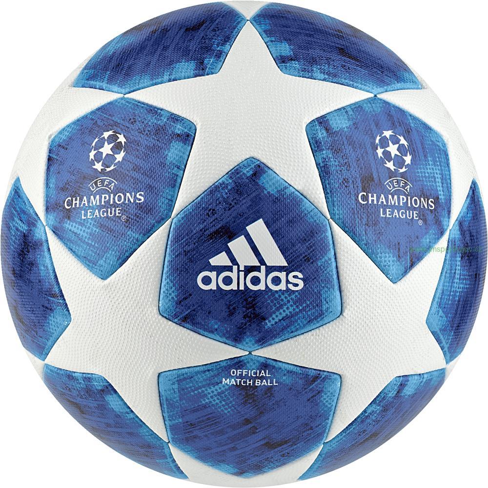 Fotbalový míč Adidas Finale 18 OMB  95733cc227