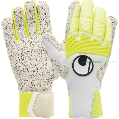 Brankářské rukavice Uhlsport Pure Alliance Supergrip+ HN