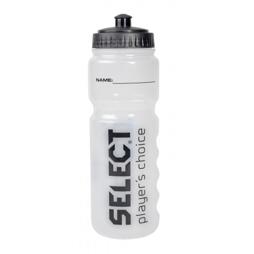 Láhev Select Drinking bottle Select Players Choice transparentní